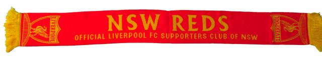 lfcnsw reds scarf