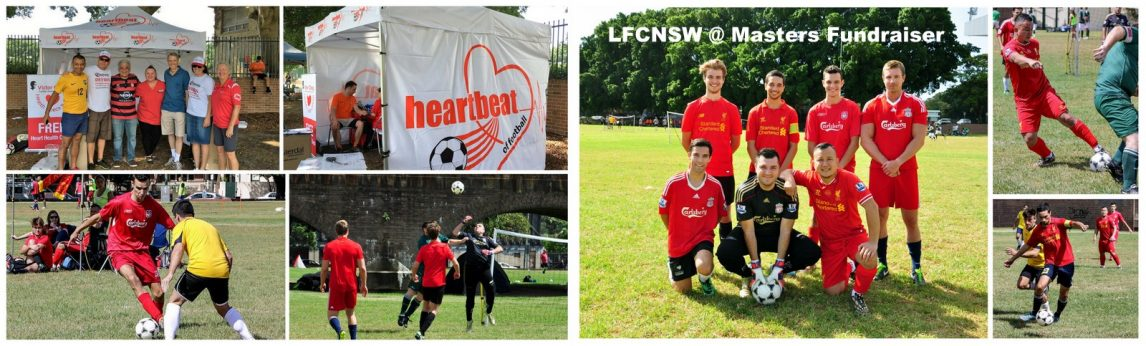 <p>    HEARTBEAT OF FOOTBALL &amp; RESPONSE FOR LIFE SPREADING THE WORD &amp; HELPING OUR COMMUNITIES. January 22nd 2017 – LFCNSW participated in the 5-a-side fundraising tournament. It was a fantastic day for the football community &amp; Heartbeat of Football who were asked to host their very first heart health [&hellip;]</p>