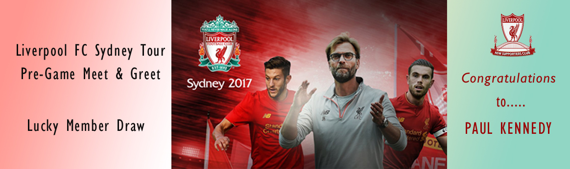 Pregame Opportunity For ONE Lucky LFC NSW Member!!!!