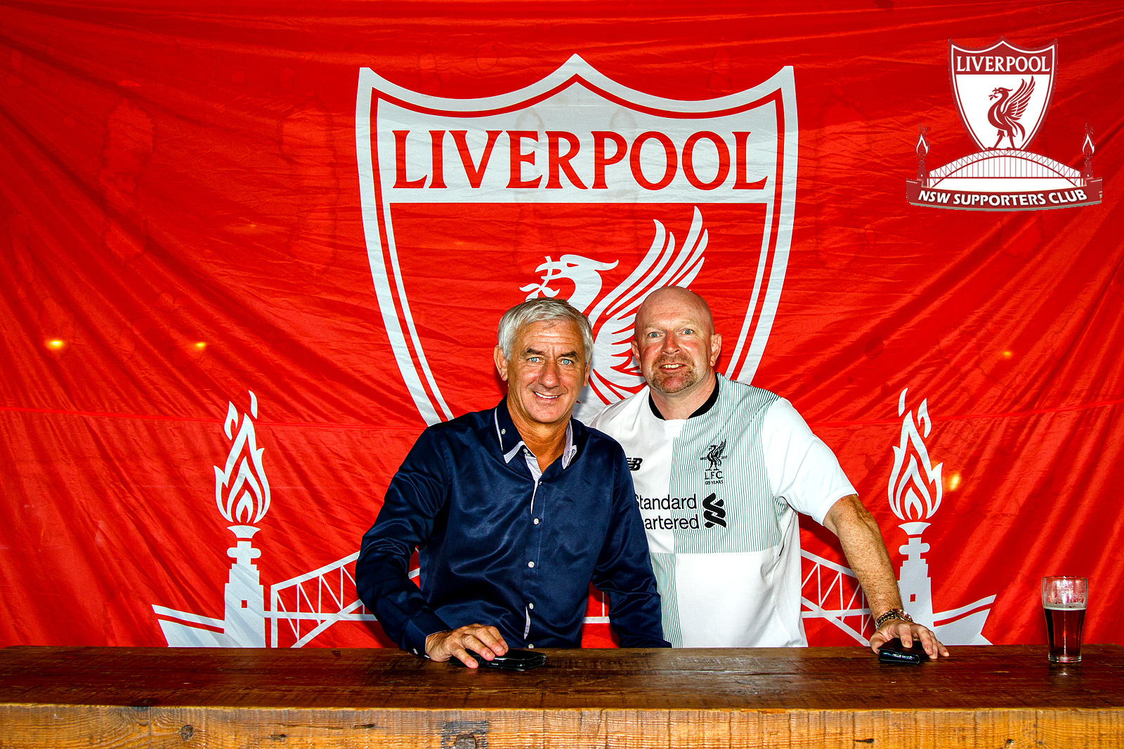 Ian rush 5x newcastle meet greet official lfcnsw supporters club m4hsunfo