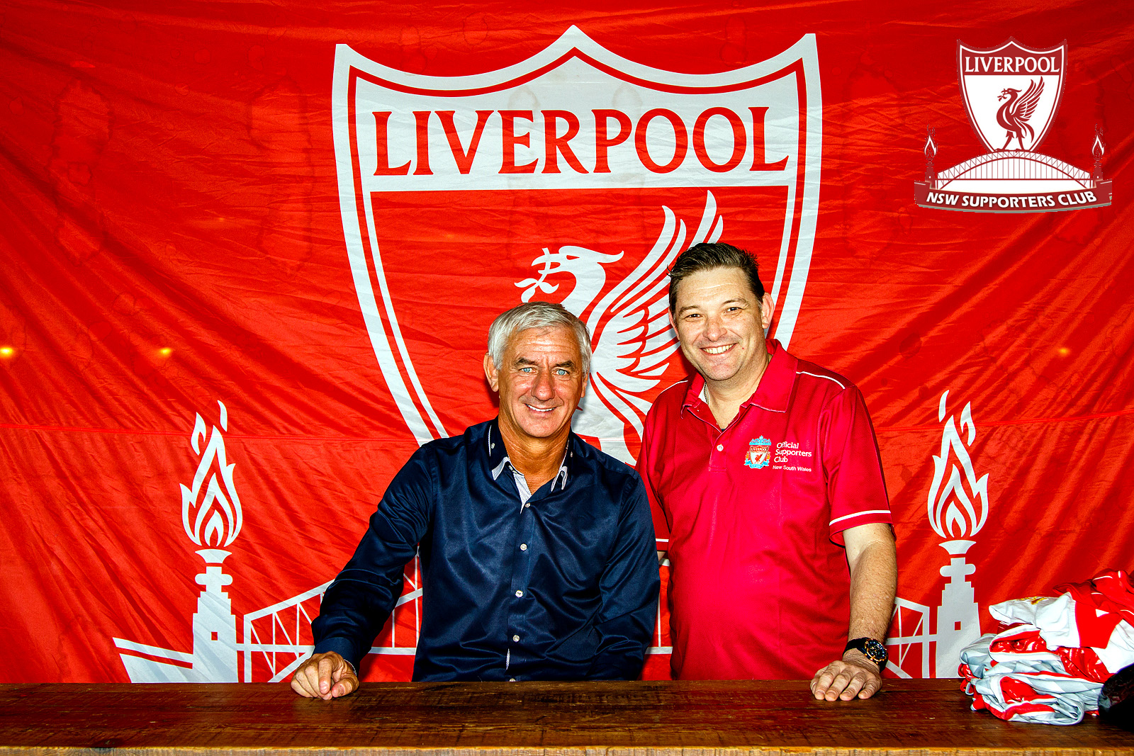 Ian rush 5x newcastle meet greet official lfcnsw supporters club ian rush 5x newcastle meet greet m4hsunfo